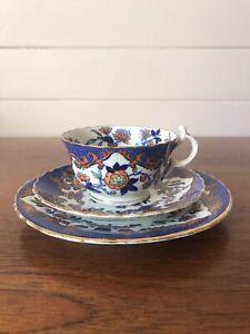 "Vintage Thomas Forester & Sons Phoenix Ware ""Japan""  Tea Trio England AF"