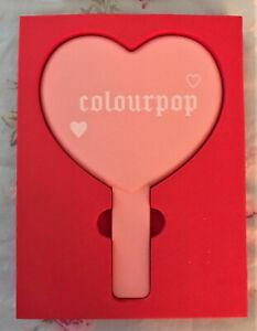 💗 Colourpop Valentine's Heart To Heart Hand Mirror BNIB! 💗