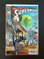 SUPERMAN #46 (1990) DC Comics NM+