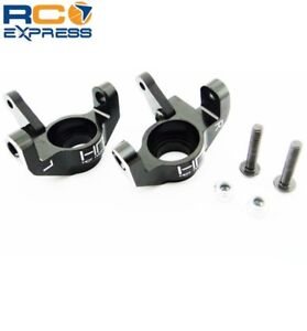 Alloy C hub Carriers /& Steering Knuckle Axial Wraith Hardened Front Steel CVD