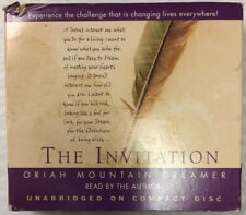 Oriah Mountain Dreamer The Invitation CD AUDIOBOOK AUDIO BOOK Unabridged