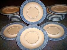 Pfaltzgraff China America Americana Saucers Discontinued Retired EUC Set of 16