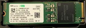 SK Hynix 256GB M.2 PCIe NVMe 2280 MLC 3D-Nand SSD (HP P/N: L15194-002)