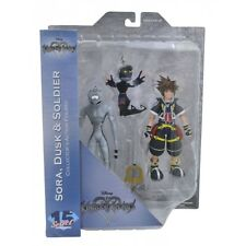 Kingdom Hearts Apr178613 Select Series 1 Sora and Soldier Action Figure