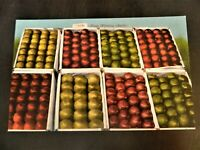 Prize Winning Apples 1910s Vintage Mitchell Postcard San Francisco Ca California