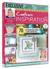 Crafters Companion CRAFTERS INSPIRATION Issue 28 - Festive Edition 2020