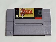 The Legend of Zelda - A Link to the Past Super Nintendo Game AUTHENTIC SNES