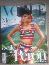 vogue paris magazine 2013 n.936 very good