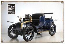 Reproduction V.C.C 1904 Classic Car Sign