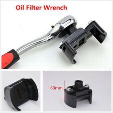 "Auto Tool Oil Filter Wrench Cup 1/2"" Housing Spanner Remover Adjustable 60-80mm"