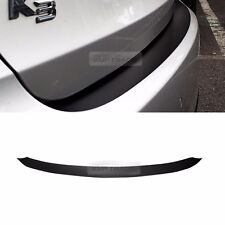 Trunk Rear Bumper Protector Decal Sticker Black for KIA 2013-18 Cerato Forte K3