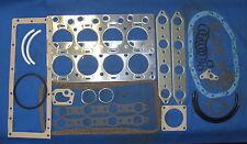 DAIMLER ENGINE GASKET SET FITS V8 250 2 1/2 LITRE 9990