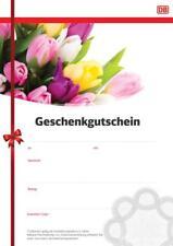🚝 DB Deutsche Bahn Gutschein Code Voucher - 124,90 Euro - 🚝