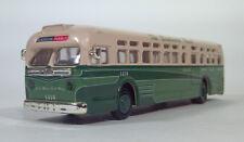 "CD American Precision Models APM1:87  5"" Chicago Motor Coach Company Transit Bus"