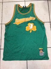 Stall & Dean Vintage Shamrocks Basketball #9 Jersey Mens Big 58