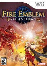 Fire Emblem: Radiant Dawn (Nintendo Wii, 2007)