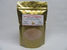 MACA ROOT POWDER Peruvian Maca Organic 100% Pure (peruvian ginseng) 1 pound