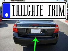 Chevy MALIBU 2004 05 06 07 2008-2012 13-2015 Chrome Tailgate Trunk Trim Molding