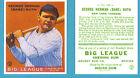 1933 Goudey Reprint #149 Babe Ruth Card - New York Yankees