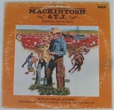 Mackintosh & TJ Waylon Jennings 33 tours 1976