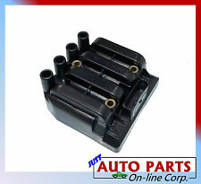 NEW IGNITION COIL PACK VW JETTA & GOLF 00 01 02 03 04 05 BEETLE 00-07 L4 2.0L