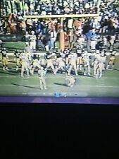 85 Pittsburgh Steelers at Miami Dolphins dvd AFC Championship
