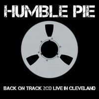 Humble Pie - Back On Track / Live In Cleveland [New CD] Expanded Version, UK - I