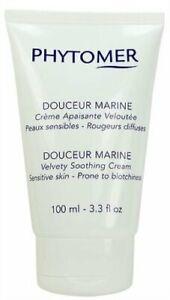 Phytomer Douceur Marine Velvety Soothing Cream Prof. Size 100ml EU Seller