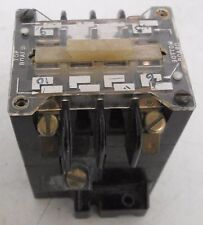 Furnas 46FB Contact Block 300VAC 10A with 115V 50/60Hz Coil