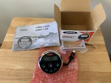 Clarion Marine Audio CMRC1-BSS Watertight Display Remote Control MINT CONDITION