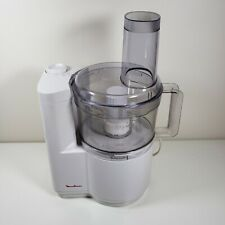 Moulinex Type 813 Compact Food Processor Tested and Working