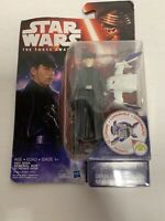 """2015 STAR WARS THE FORCE AWAKENS GENERAL HUX 3.75 """" ACTION FIGURE NEW"""