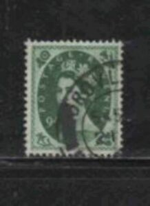 GREAT BRITAIN #365 1958 9p QEII F-VF USED a