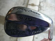 Tommy Armour EVO Forged 52* 5205 Chrome Gap Wedge Steel RH