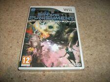 SIN & PUNISHMENT: SUCCESSOR OF THE SKIES (Nintendo Wii, 2010)  PAL/UK - SEALED