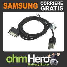 Cavo Dati USB per Samsung Galaxy Tab 2 7.0 P3110 10.1 P7100 Tab 2 10.1 P5100