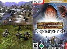 DRAGONSHARD Dungeons and Dragons strategia XP Vista Nuovo