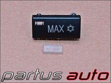 BMW 5 Series E39, X5 E53 Heater Climate Control Switch MAX Button Cap Cover