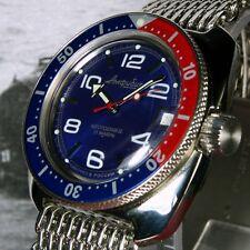 Vostok Anfibio, anfibios Personalizado Reloj De Buceo Automático ruso, Nuevo, En Caja vendedor del Reino Unido