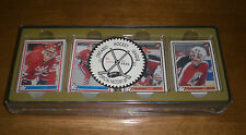 1990-91 ONTARIO HOCKEY LEAGUE FACTORY SEALED SET 7th INNING SKETCH