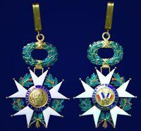 French Legion of Honour - Commander 3rd Class, France Medal Order Badge Replica