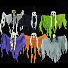 Halloween Skull Skeleton Ghost Hanging Decorations Haunted Party Halloween Props