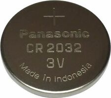 Four 4 X Panasonic CR2032 Lithium Coin Cell Battery 3v BLISTER Packed