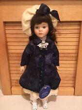 "Vintage Limited Edition Reader's Digest 16"" Martina Doll"