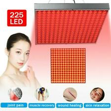 Anti-Aging 225 Led Therapy Light Pain Relief Red 660nm Infrared Lamp 45W