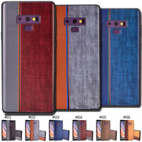 For Samsung Soft Clear Skin Slim Silicone TPU Protected Fashion Case Cover Back