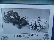 STD LTD (England) Set TS0004V Royal Phaeton
