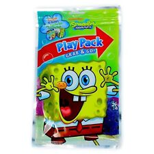 SpongeBob SquarePants Travel Coloring Book 24 Pages of Fun + Crayons & Stickers