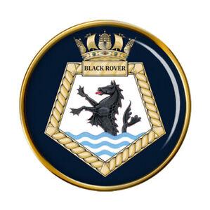 RFA Black Rover, Royal Navy Pin Badge