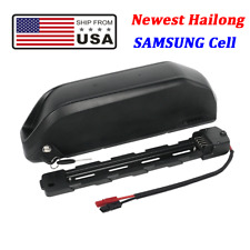 Newest Hailong 52V 17.5Ah Lithium ion Ebike Battery For Max 1500W Motor with Led